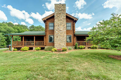 Corryton Single Family Home For Sale: 7844 Clapps Chapel Rd