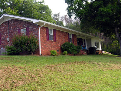 Tellico Plains Single Family Home For Sale: 115 Fairview Rd