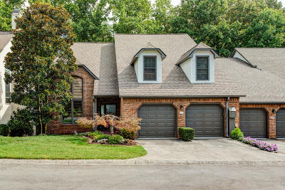 Knoxville Single Family Home For Sale: 815 Ethans Glen Drive
