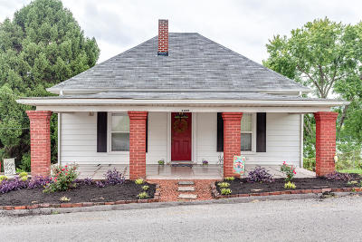 Powell Single Family Home For Sale: 1708 Spring St