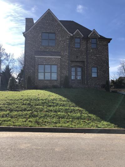 Knoxville Single Family Home For Sale: Lot 17 Daisy Field Lane