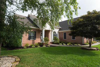 Loudon Single Family Home For Sale: 301 Tecumseh Place