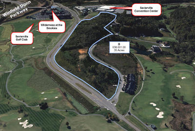 Sevierville Residential Lots & Land For Sale: Old Knoxville Hwy