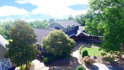 Knoxville Single Family Home For Sale: 13055 George Lovelace Lane