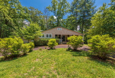 Townsend Single Family Home For Sale: 8304 N River Road Rd