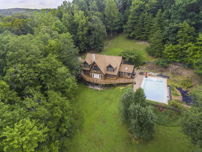 Corryton Single Family Home For Sale: 8244 Barker Rd