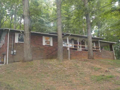 Rutledge TN Single Family Home For Sale: $149,000