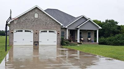 Madisonville Single Family Home For Sale: 142 Magnolia Way