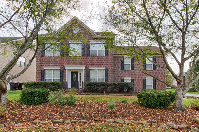 Knoxville Single Family Home For Sale: 1353 Willowood Rd