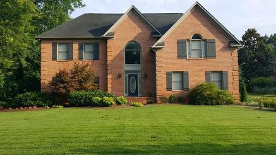 Knoxville TN Single Family Home Sold: $505,000