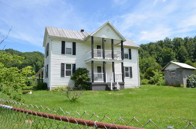 Tazewell Single Family Home For Sale: 1984 Piney Grove
