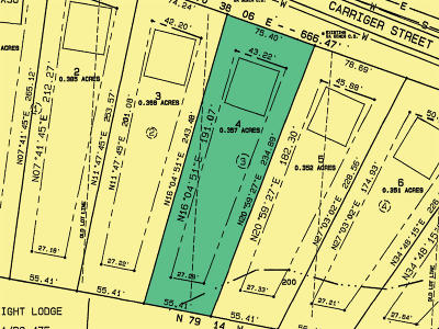 Morristown Residential Lots & Land For Sale: Carriger St