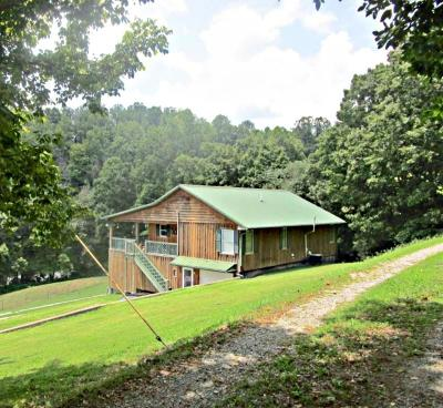 Campbell County Single Family Home For Sale: 325 Alder Springs Rd