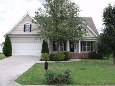 Madisonville Single Family Home For Sale: 140 Wind Chase Way
