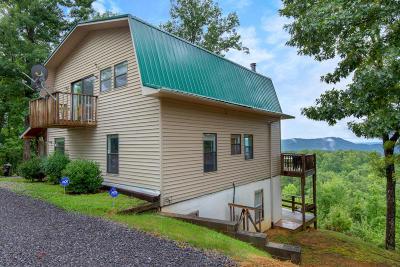 Sevierville Single Family Home For Sale: 3454 Bluebird Ridge Way