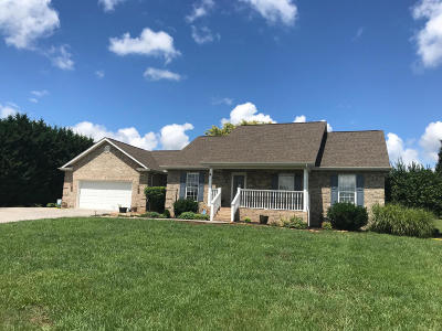 Maryville Single Family Home For Sale: 542 Carpenters View Drive