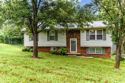 Maryville TN Single Family Home Pending - Continue To Show - I: $187,000