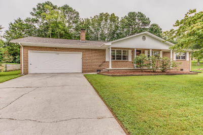 Knoxville Single Family Home For Sale: 3408 S Fountaincrest Drive