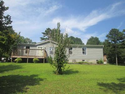Madisonville Single Family Home For Sale: 218 Scenic View Rd