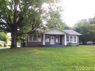 Madisonville Single Family Home For Sale: 602 Monroe St