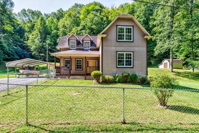 Lafollette Single Family Home For Sale: 2060 Demory Rd