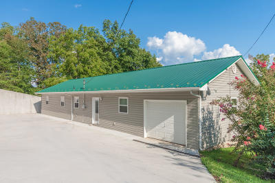 Lafollette Single Family Home For Sale: 497 Dogwood Acres