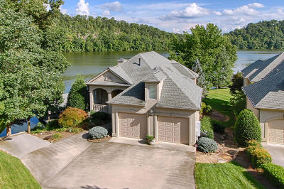 Knoxville Single Family Home For Sale: 8501 River Club Way