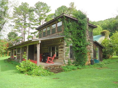 Blount County, Loudon County, Monroe County Single Family Home For Sale: 222 Rafter Road Rd