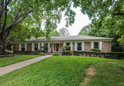 Knoxville Single Family Home For Sale: 706 Kempton Rd