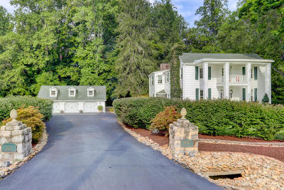 Knoxville Single Family Home For Sale: 8815 Sevierville Pike