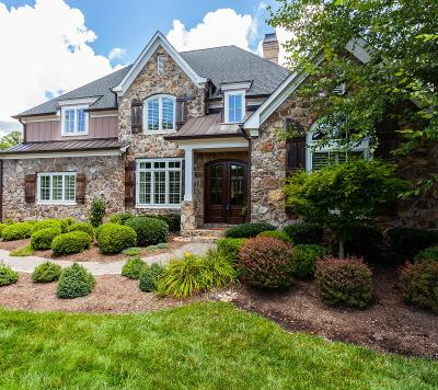 Knoxville Single Family Home For Sale: 1110 Anthem View Lane