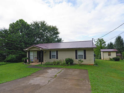 Maryville Single Family Home For Sale: 6122 Lanier Rd