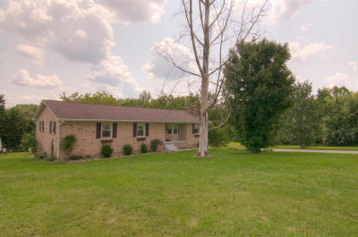 Maryville Single Family Home For Sale: 734 Ramsey Rd