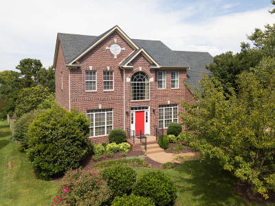 Knoxville Single Family Home For Sale: 1256 Woodsboro Rd