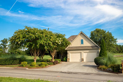 Vonore Single Family Home For Sale: 224 Goldcrest Drive