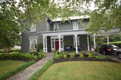Sweetwater Single Family Home For Sale: 403 Mayes Ave