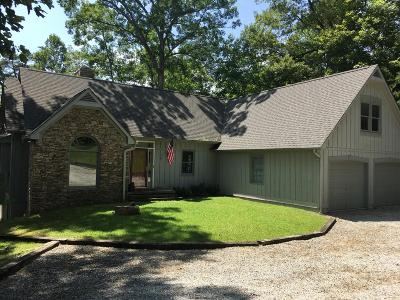 Caryville Single Family Home For Sale: 961 Foxridge Lane