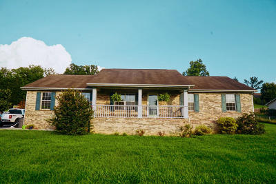 Maryville Single Family Home For Sale: 502 Hopewell Rd