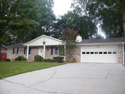 Powell Single Family Home For Sale: 3317 Shagbark Rd