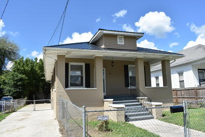 Middlesboro Single Family Home For Sale: 304 Exeter Ave