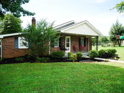 Rocky Top Single Family Home For Sale: 239 Foster Rd