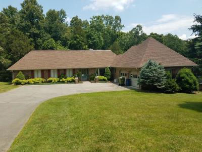 Hamblen County Single Family Home For Sale: 1212 W Wildwood Drive