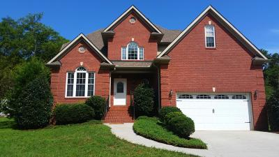 Lenoir City Single Family Home For Sale: 996 Thomas Woods Way