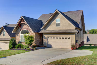 Knox County Single Family Home For Sale: 8115 Villa Grande Lane