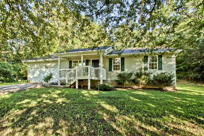 Greenback Single Family Home For Sale: 7349 W Meadow Rd