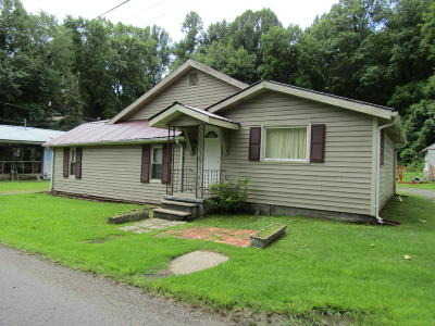 Middlesboro Single Family Home For Sale: 123 Cawood Lane