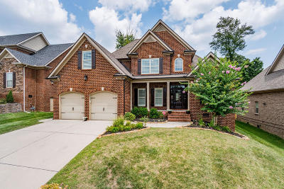 Knoxville Single Family Home For Sale: 1224 Whisper Trace Lane