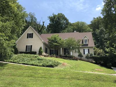 Knoxville Single Family Home For Sale: 6518 Westminster Rd #-----