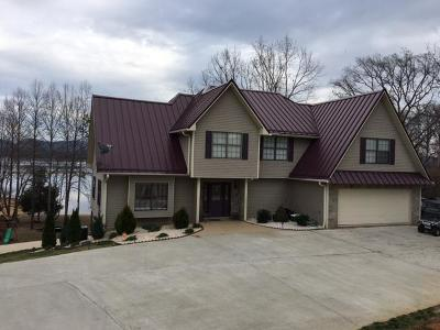 Anderson County, Campbell County, Claiborne County, Grainger County, Union County Single Family Home For Sale: 330 Twin Church Rd