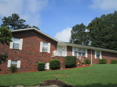 Knoxville Single Family Home For Sale: 6101 Jilson Rd